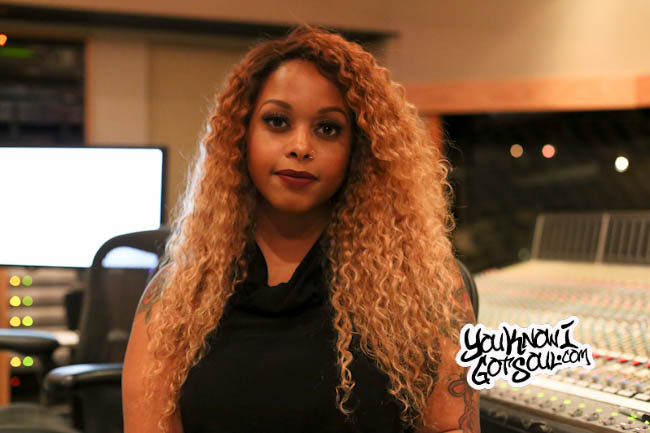 Chrisette Michele June 2016