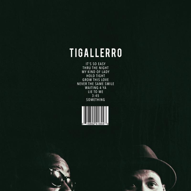 Eric Roberson Phonte Tigallerro