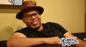 "Eric Roberson Interview – ""Tigallerro"" Album with Phonte, Sol Village Show, Next Project"