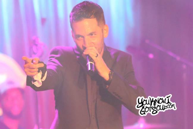 Jon B. Performs at BB Kings Blues Club in NYC (Recap & Photos)