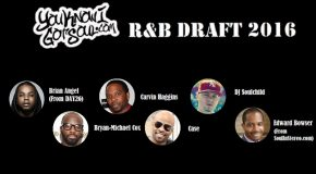 YouKnowIGotSoul R&B Draft 2016 Featuring Brian Angel (From DAY26), Bryan-Michael Cox, Carvin Haggins & Case