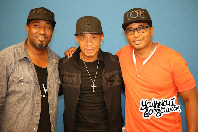 After 7 Interview: New Album Timeless, Bond with Babyface, Returning After 20 Years