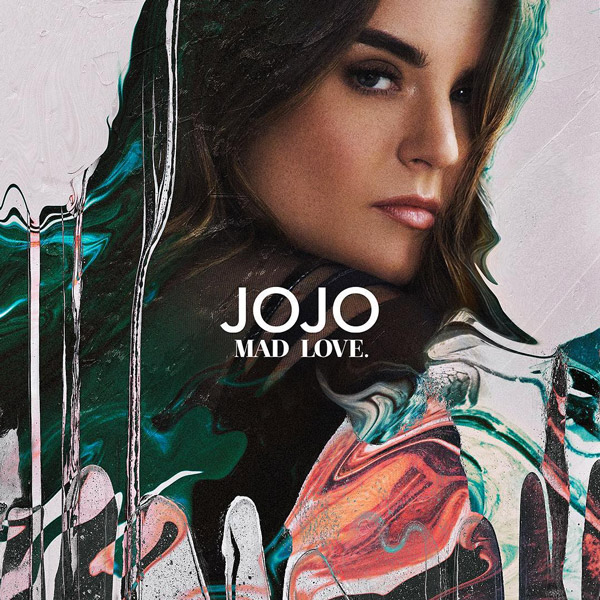 JoJo Mad Love Album Cover