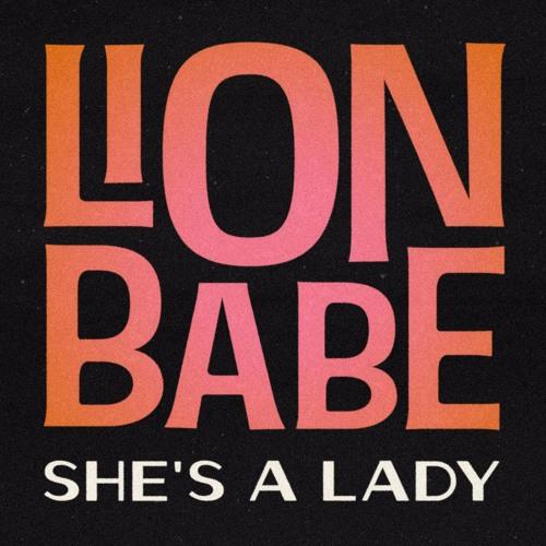 Lion Babe She's a Lady