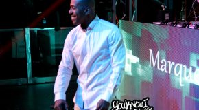 """Marques Houston Performing His New Single """"Complete Me"""" (Live Video)"""