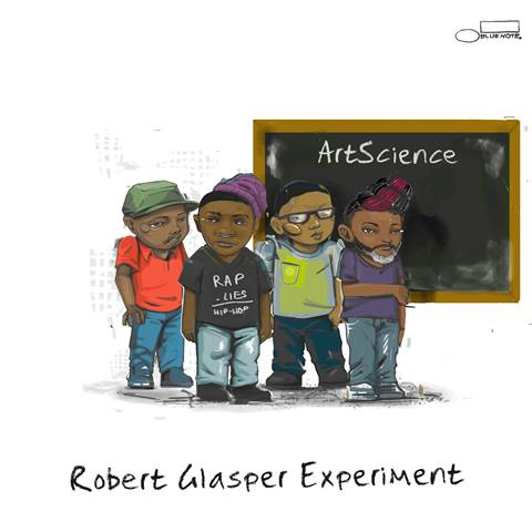 Robert Glasper Experiment ArtScience