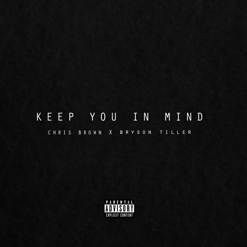 Bryson Tiller Album Cover: Keep You In Mind (Featuring