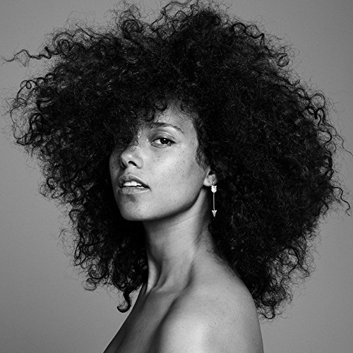Alicia Keys Here Album Cover