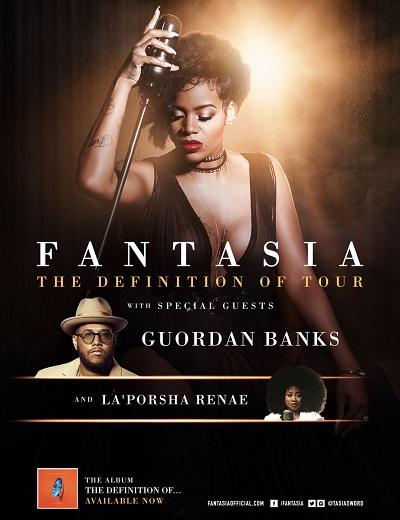 Fantasia The Definition Of Tour