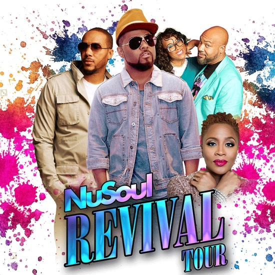 Nu Soul Revival Tour 2017