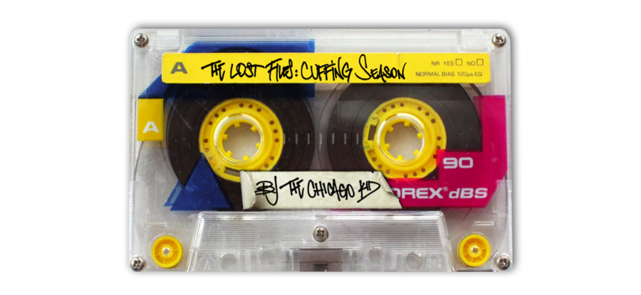 BJ the Chicago Kid Lost Files Mixtape