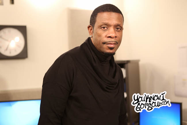 Keith Sweat December 2016