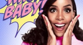 "Kelly Rowland Releases Debut Book ""Whoa, Baby!"""