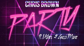 New Video: Chris Brown – Party (Featuring Gucci Mane & Usher)