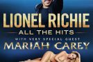 """Lionel Richie Announces """"All The Hits"""" Tour With Special Guest Mariah Carey"""