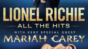 "Lionel Richie Announces ""All The Hits"" Tour With Special Guest Mariah Carey"