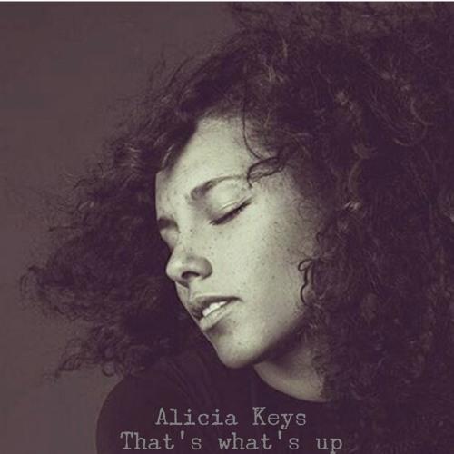 Alcia Keys Thats Whats Up