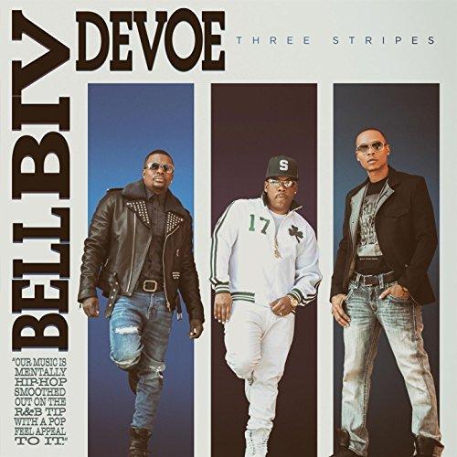 Image result for Bell Biv DeVoe: Three Stripes = album art
