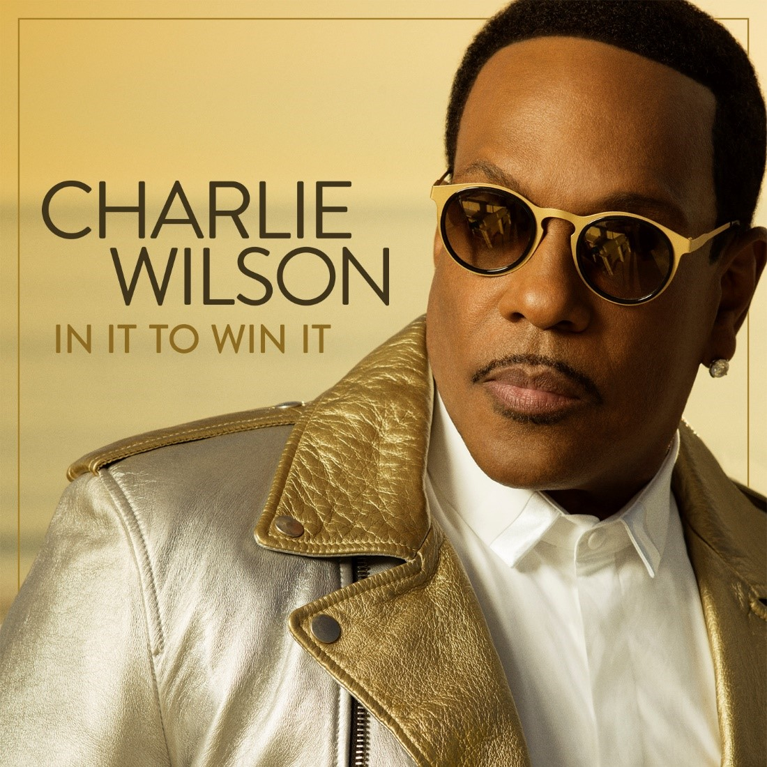 Charlie Wilson In It to Win It Album Cover