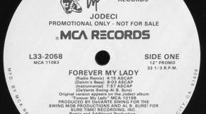Rare Gem: Jodeci – Forever My Lady (Dalvin Bass Remix)