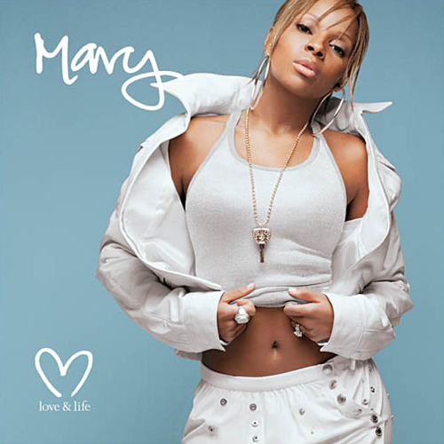 Mary J. Blige Love and Life Album Cover