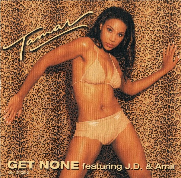 Tamar Braxton Get None Single Cover