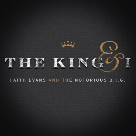 Faith Evans Notorious BIG The King And I Album Cover