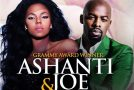 Joe & Ashanti Set for Joint 2017 European Tour