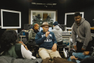 Watch Glenn Lewis, Eric Roberson & Avery*Sunshine Create a Song Together