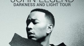 "John Legend Announces ""Darkness and Light"" Tour With Special Guest Gallant"