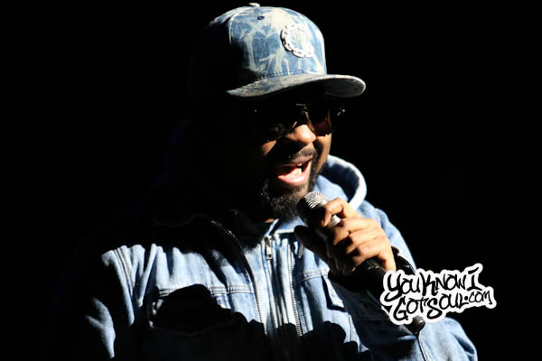 Musiq Soulchild Nu Soul Revival Tour Beacon Theatre