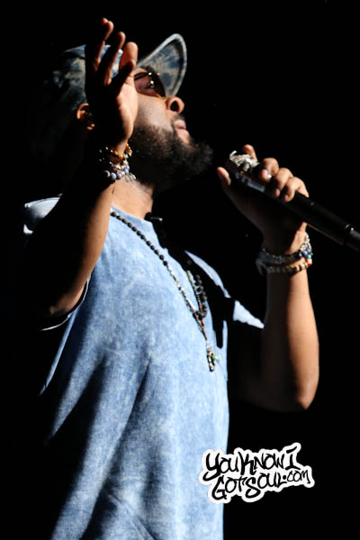 Musiq Soulchild Nu Soul Revival Tour Beacon Theatre