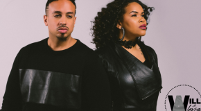 Q. Parker of 112 Introduces New Inspirational Group Will & Alexis