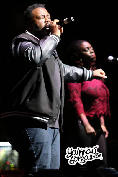 The Foreign Exchange Nu Soul Revival Tour Beacon Theatre