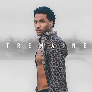 Trey Songz Tremaine Album Cover