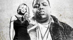 "Faith Evans Reveals Album Cover for Duets Album ""The King & I"" With The Notorious B.I.G."