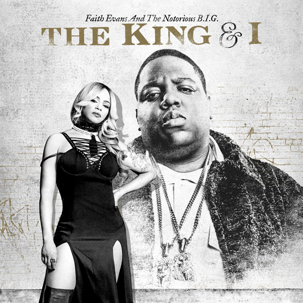 Faith Evans The King and I Album Cover