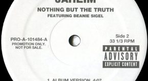 Rare Gem: Jaheim – Nothing But the Truth (featuring Beanie Sigel)