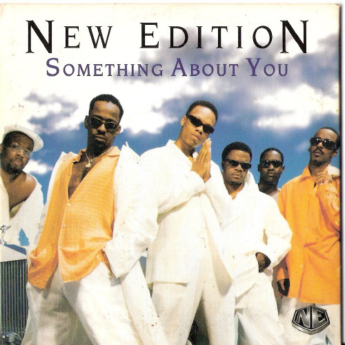New Edition Something About You