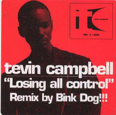 Tevin Campbell Losing All Control
