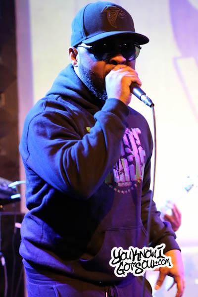 Musiq Soulchild Willie Hyn SOBs 4-19-2017
