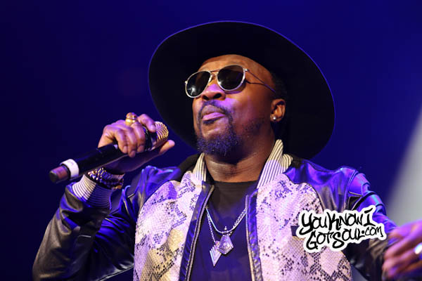 Anthony Hamilton May 2017
