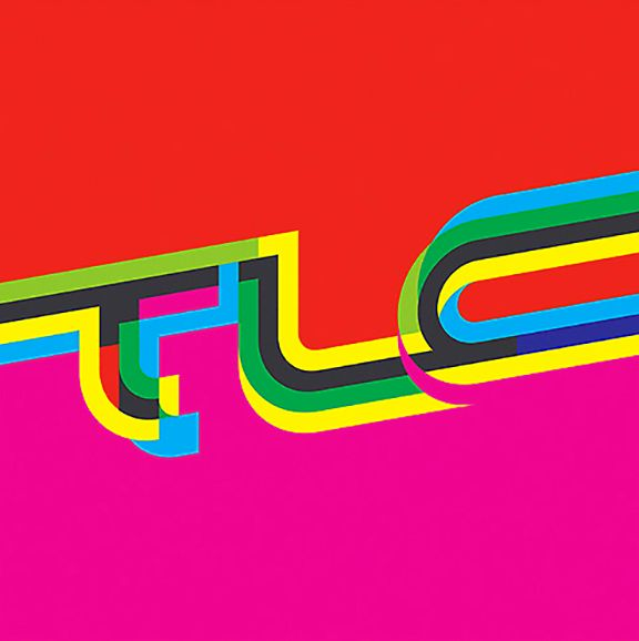 TLC TLC Album Cover