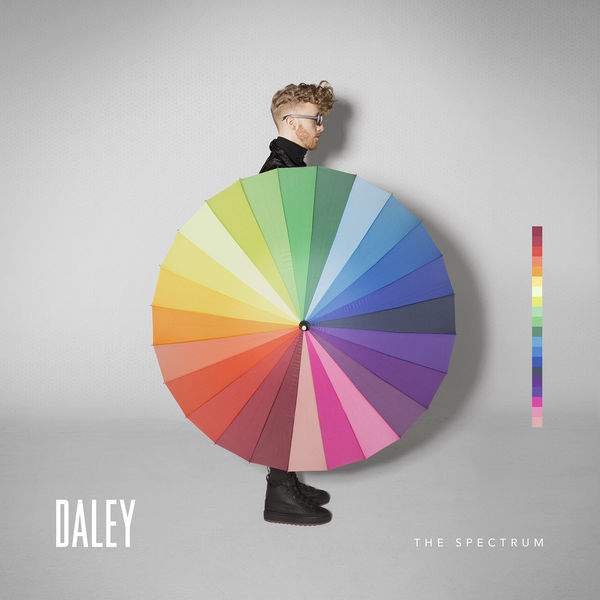 Daley The Spectrum Album Cover
