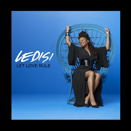 Ledisi Let Love Rule Album Cover