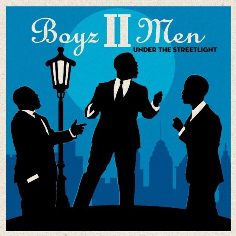 Boyz II Men UNDER THE STREETLIGHT
