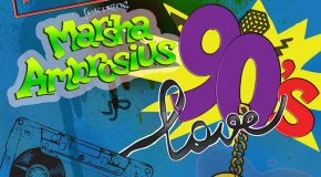 New Video: DJ Aktive & Marsha Ambrosius – 90's Love