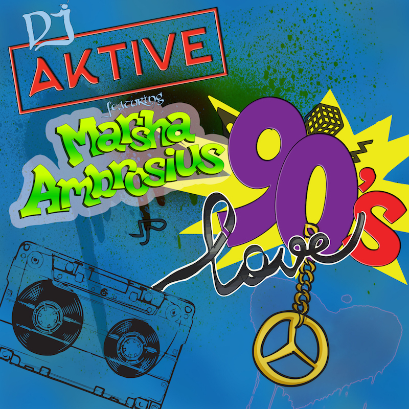 DJ Aktive 90s Love