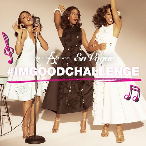 En Vogue Im Good Challenge