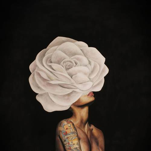 K Michelle Kimberly The People I Used to Know Album Cover